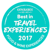 Best in Travel Experiences 2017 - Experience OZ + NZ